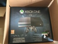 XBOX ONE HALO 5 LIMITED EDITION CONSOLE BRAND NEW SEALED