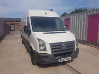 VOLKSWAGEN CRAFTER CR35 109 LWB 57REG FOR SALE