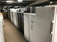 Huge range of DISCOUNTED Fridges from £80! 12 Month Warranty, Graded.
