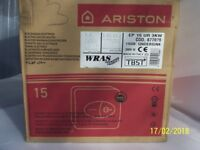 Ariston 15ltr 3kw Undersink Water Heater