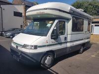 Peugeot Boxer Campervan Excellent condition with low mileage