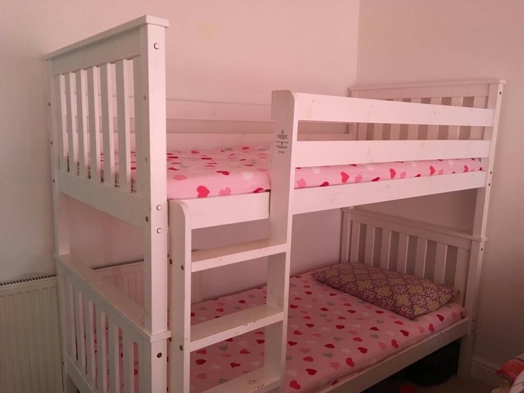 Bunk Bed Single Used Withfree Mattresses In Slough Berkshire