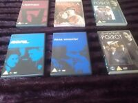 DvDs / Alfred Hitchcock / patriot /dramas