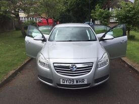 Vauxhall Insignia 1.8 i VVT 16v S 5dr, p/x welcome 6 MONTHS FREE WARRANTY