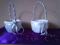 Petal/Confetti Basket for Bridesmaid/Flowergirl/Weddings.
