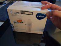 6 Classic Brita Filter Cartridges