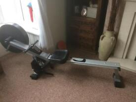 V Fit Air Rower.