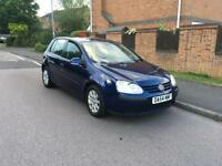 2004 54 Volkswagen Golf 1.9 TDI SE in Metallic Blue