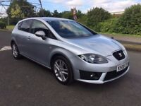 Seat Leon 2.0 TD FR 5dr (FULL SERVICE HISTORY) 2009