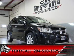 2012 Dodge Journey R/T  All Wheel Drive / 7-Passanger / Leather