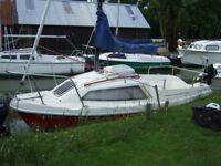 'Calvados'. Skipper 17 Sailing Cruiser