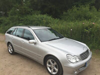 Mercedes-Benz C Class Kompressor Avantgarde