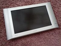 "Phillips 17"" Flat Screen TV (Not HD)"
