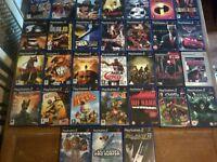 ps2 games joblot lot mixed bundle approx 28
