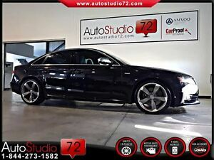 2012 Audi S4 3.0 Premium **AWD**SUPERCHARGED**STRONIC**