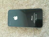 Iphone 4S 32GB, New Like Condition, Black Unlocked Phone