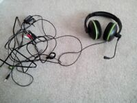 X Box 360 Turtle Beach Headset - still available as at 20.02.18