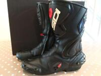 Sidi Cobra Motorcycle Boots Size 12