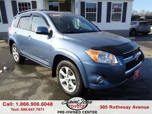 2010 Toyota RAV4 Limited $162.45 BI WEEKLY!!!!