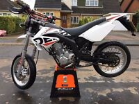 65 Plate Derbi Senda 125SM Mint condition