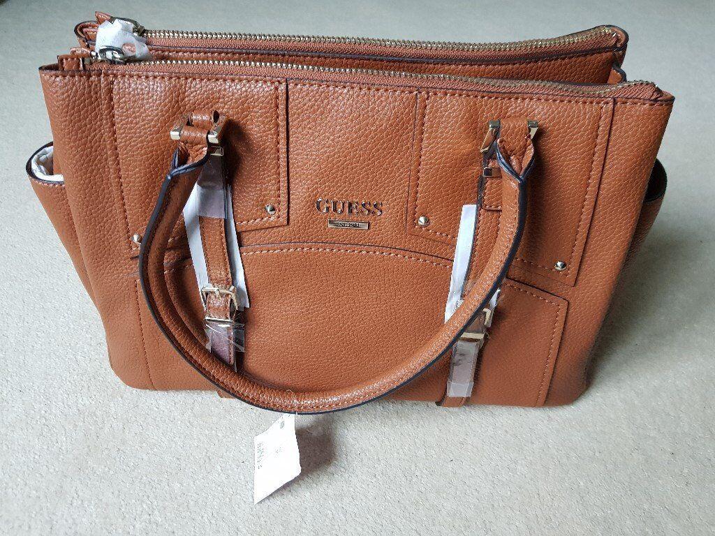 Genuine Guess handbag f88eeaddca212