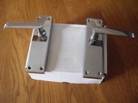 Screwfix interior door handles - brand new and boxed