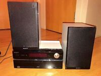 Audio System SONY 40W Model HCD-HX9
