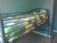 Single Mid-Sleeper Bed Frame