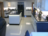 Complete Kitchens Designed and Fitted & DIY Supply Service Also Available with National Delivery