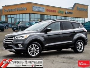 2017 Ford Escape SE~one Owner~Back upi Camera~Remote Start~