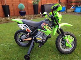 Kids Electric 9v motorbike