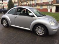 2001 VW BEETLE 1.6 BARGAIN OF THE DAY