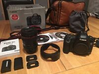 Canon MKiii EOS Full Kit Camera and Lens