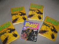 Original BUGS Magazines