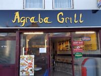Agraba Grill (Fried chicken and Grill shop)