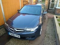 Honda Accord 2.2 i-ctdi, great condition, new tyres