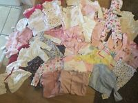 Baby girls 0-3 month bundle