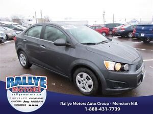 2013 Chevrolet Sonic LT! Heated! Trade-In! Save!