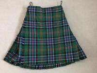 Kilt gents fitted for height 6ft 2 ins waist 34ins