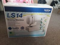 Ls14 Brother sewing machine NEW UNOPENED