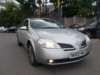 Nissan Primera 1.8 SX 5dr STA NAV ANOTHER CLASSIC RELIABLE JAPANESES SOLID MOTOR