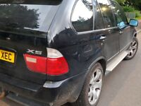 BMW X5 3.0 diesel long mot spares or repairs