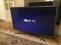 "Samsung 55"" SMART 4K UHD TV -1400hz- - NANO CRYSTAL - Wifi - FREEVIEW/SAT HD - Built-in"