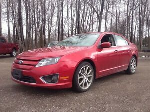 2011 Ford Fusion SE Sedan At Bayfield Ford Lincoln In Barrie