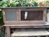 Guinea Pig/Rabbit Hutch plus many extras