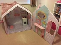 Rose Petal Cottage, Cooker & Changing Table