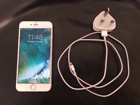 Apple iPhone 6 Plus - 128GB - Gold (EE) Smartphone, not Samsung, Sony, HTC