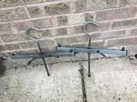 PAIR OF LADDER CLAMPS