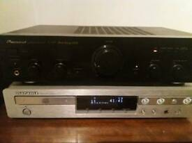Pioneer a109 amplifer