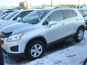 2015 CHEVROLET TRAX AWD LT Crossover